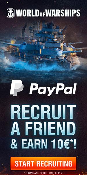 World of Warchip - Recluta un amigo