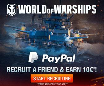 World of Warships - Recluta un amigo
