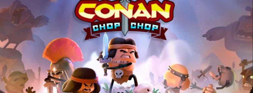 E3 2019: Conan chop Chop es la broma del April Fools convertida en un simpático roguelike