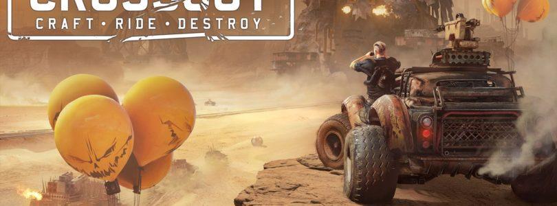 """Crossout: La actualización """"Contagio masivo"""" añade misiones de historia y un montón de nuevo contenido"""