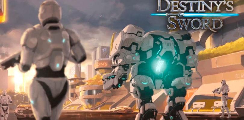 El MMO Destiny's Sword prepara una nueva demo pública con todas las novedades en las que han estado trabajando
