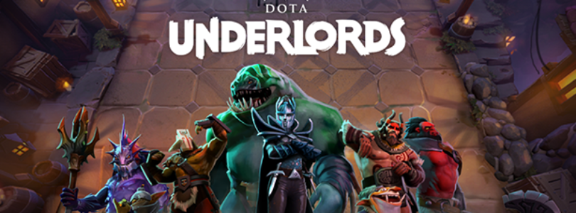 Ya está disponible en Steam el acceso anticipado de DOTA: Underlords