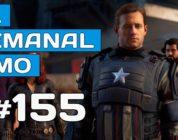 El Semanal MMO episodio 155 – Resumen de la semana en vídeo