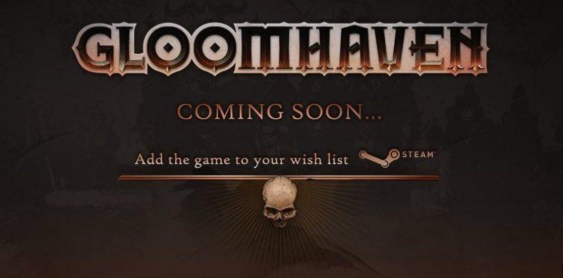Gloomhaven saldrá en acceso anticipado el 17 de julio