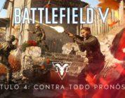 Llega el capítulo 4 a Battlefield V: Contra todo pronóstico