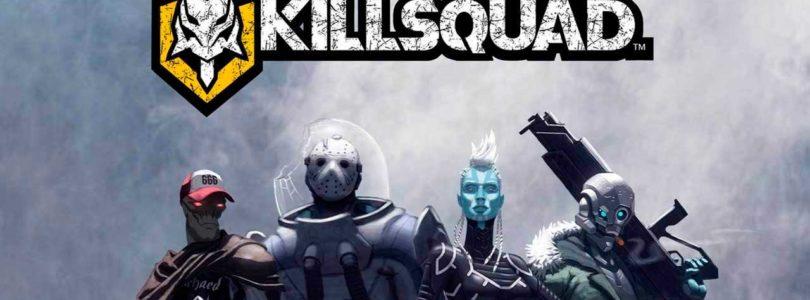 Killsquad nos presenta a Zero y un vídeo de promo