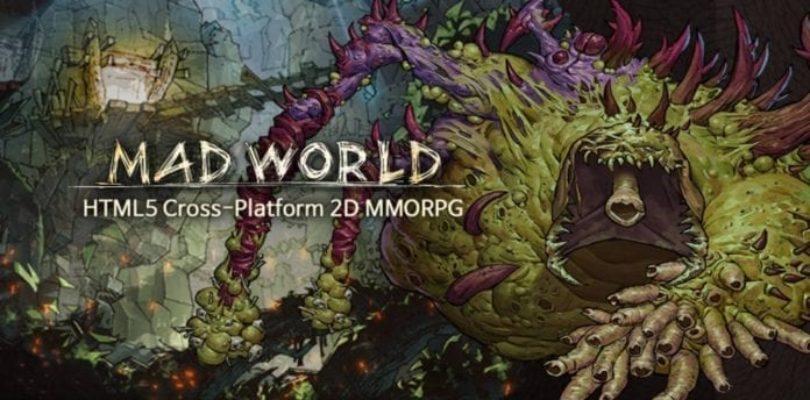 El esperado MMORPG Mad World nos trae un nuevo gameplay de 5 min