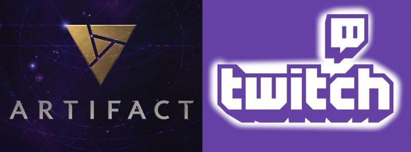 Twitch está demandando a los que utilizaron el canal de Artifact para fechorías