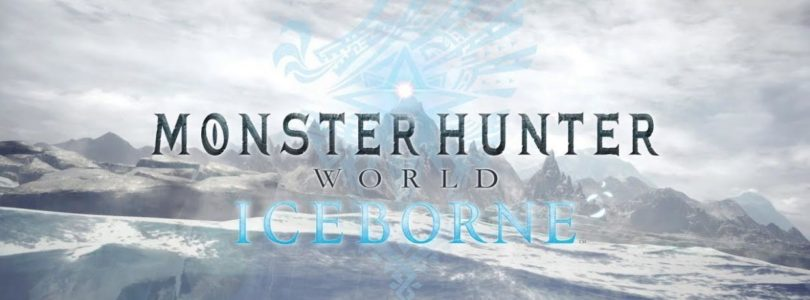 E3 2019 – Monster Hunter World enseñará la demo de su expansión Iceborne