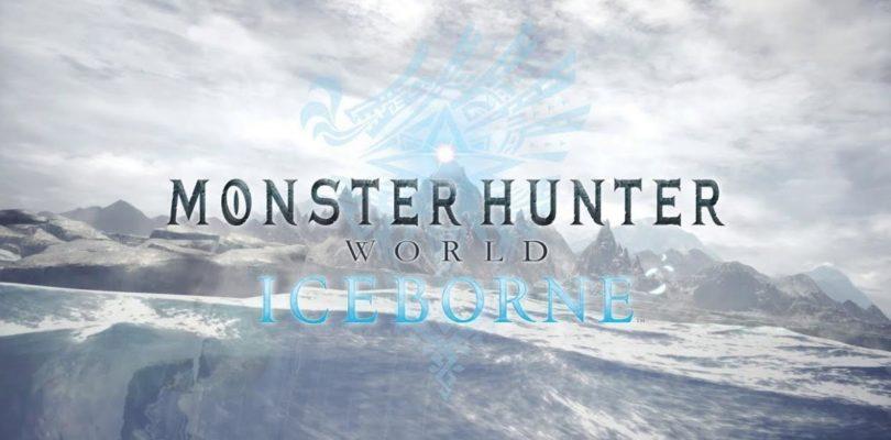Monster Hunter World récord de jugadores gracias a su expansión Iceborn