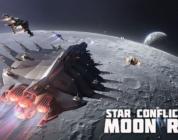 Star Conflict celebra el aniversario del aterrizaje lunar con un evento y muchos regalos