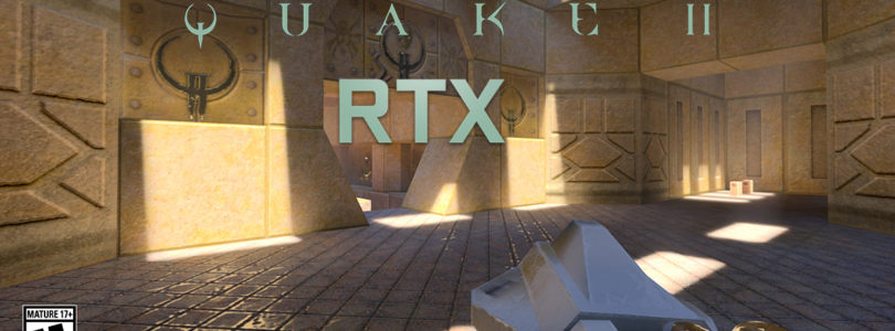 Nvidia actualiza Quake II con RTX – Disponible gratis en Steam