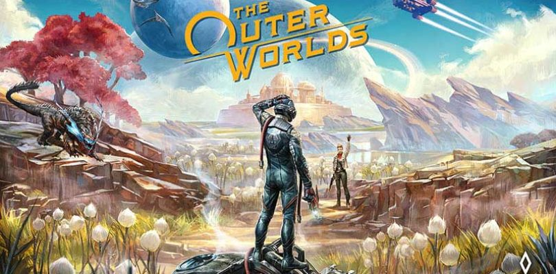 The Outer Worlds – Videos y entrevista desde el Inside Xbox