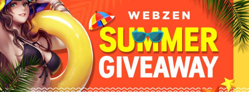 ¡Repartimos 150 packs veraniegos para los juegos de Webzen!