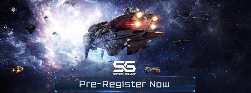 Second Galaxy, un MMORPG de naves para móviles, llegará el 5 de julio