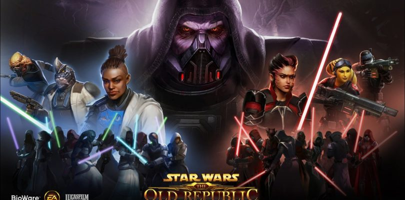 Star Wars: The Old Republic mejora sus cuentas Free to Play y Preferred
