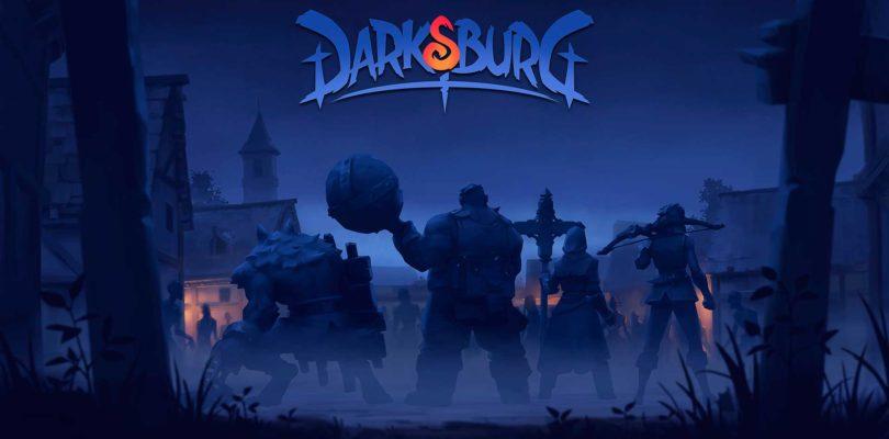 Darksburg – Lucha contra hordas de zombis en este cooperativo donde otros jugadores intentarán detenerte