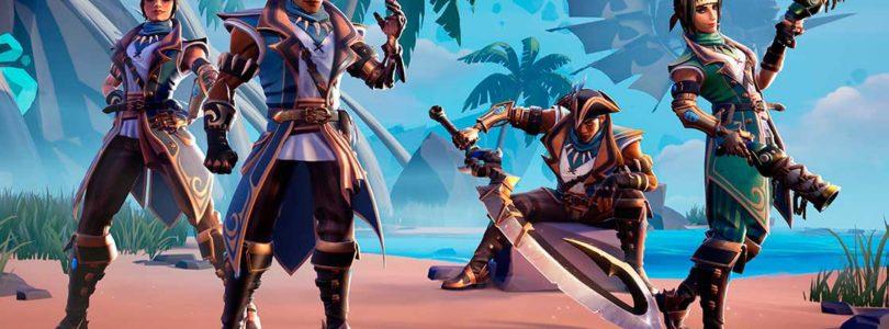 """Dauntless presenta """"Fortuna y Gloria"""" la nueva actualización junto a los nuevos pases de batalla"""