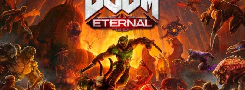 Nuevo detalles y gameplay sobre DOOM Eternal y su modo PvP