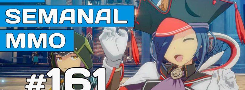 El Semanal MMO 161 – Legends of Aria | +info Blue Protocol | Nuevos MMOs