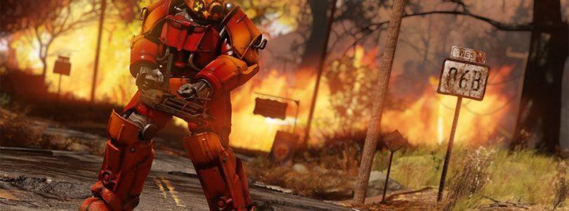 Fallout 76 lanza un gran parche para arreglar errores