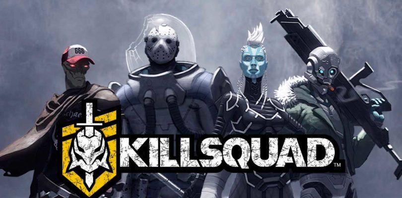 Novarama está en el PAX West y nos presenta un nuevo tráiler de Killsquad