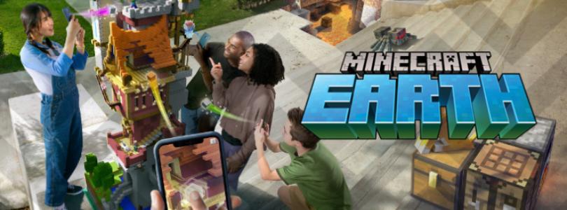 Comienza la beta de Minecraft Earth para un grupo muy selecto