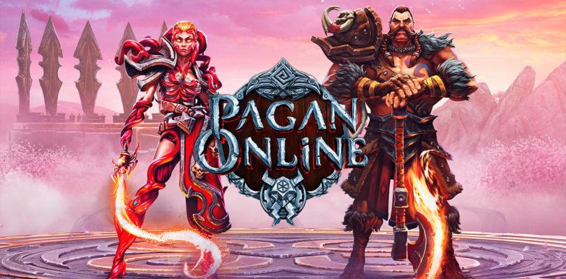 Llega el lanzamiento oficial de Pagan Online con 2 nuevos personajes, árboles de habilidad y más