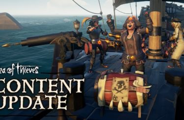 Sea of Thieves publica su parche Black Powder Stashes