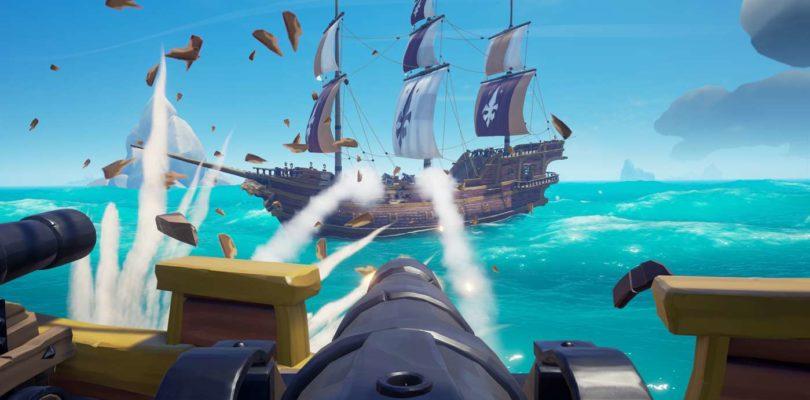 Sea of Thieves añadirá novedades a su modo aventura con Black Powder Stashes
