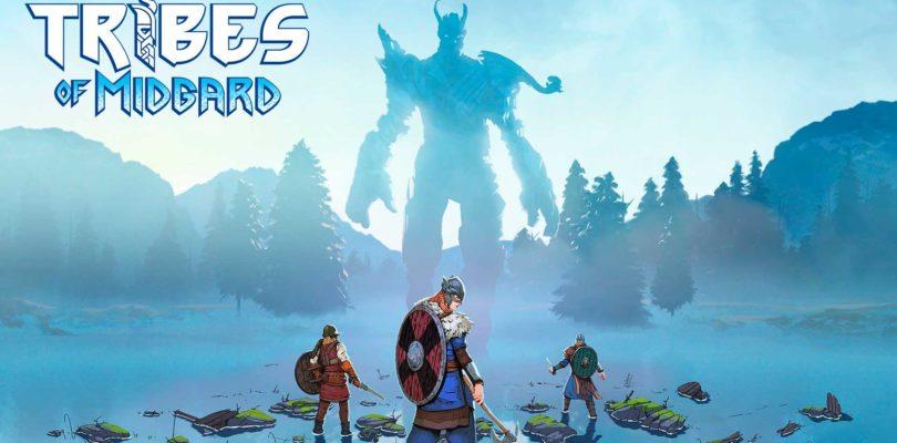 Tribes of Midgard retrasa su lanzamiento hasta 2021