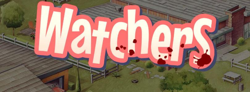 En marcha la beta de Watchers el battle royale top-down con un toque diferente