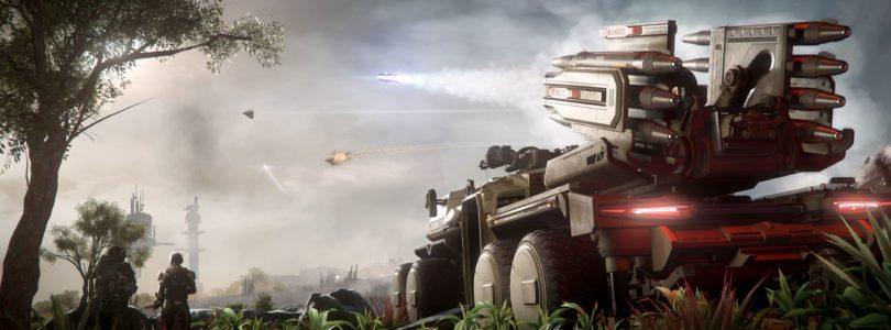 Star Citizen presenta un vehículo para derribar naves tierra-aire
