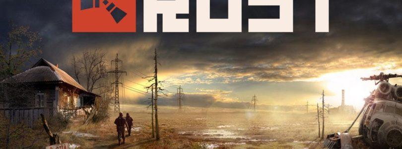 Rust añade una excavadora gigante en su última actualización