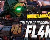 """Borderlands 3 – Presentación de FL4K y disponible el """"creador de builds"""""""