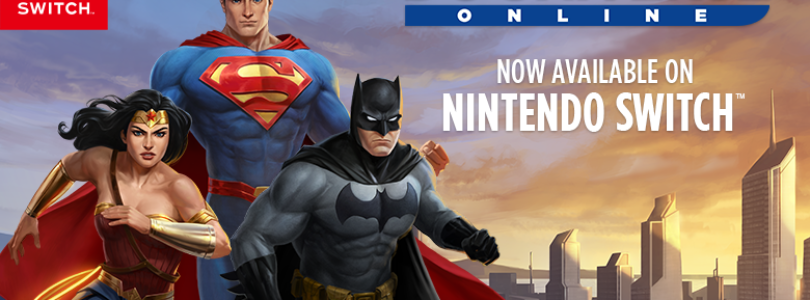 DC Universe Online ya está disponible para Nintendo Switch