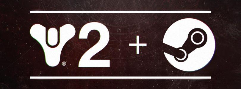 Ya podéis vincular vuestra cuenta de Destiny 2 Battle.net y Steamnow live