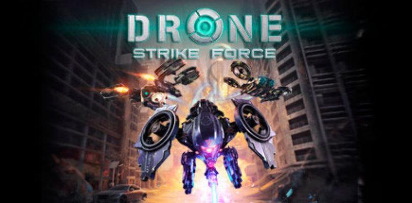 Prueba este fin de semana la beta abierta del shooter Drone Strike Force