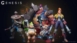 Genesis es un nuevo MOBA pensado para consolas y que se lanza free-to-play en PS4
