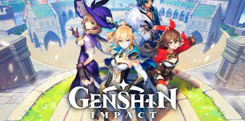 Genshin Impact se lanzará también en Switch y hoy nos presentan una nueva región en vídeo