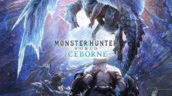 Disponible la primera actualización gratuita de juego de Monster Hunter World: Iceborne