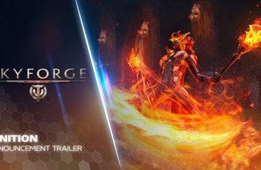 Anunciada para septiembre Ignition, la nueva expansión de Skyforge