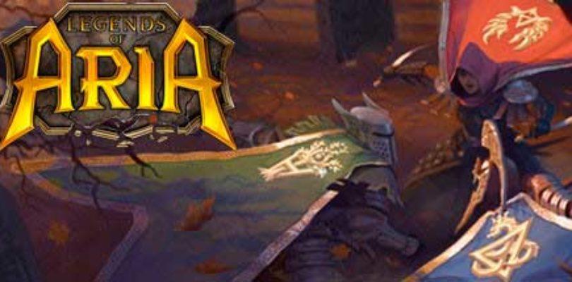 Legends of Aria ya está disponible en acceso anticipado de Steam