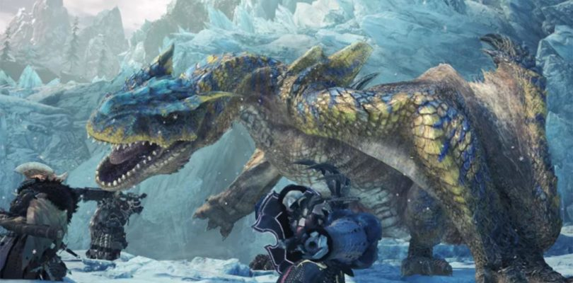 Raccoon City se unirá a Monster Hunter World: Iceborne