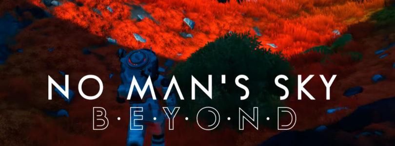 Nuevo tráiler nos muestra las nuevas posibilidades multijugador de No Man's Sky BEYOND