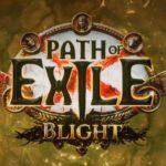 La liga Blight de Path of Exile termina el 9 de diciembre