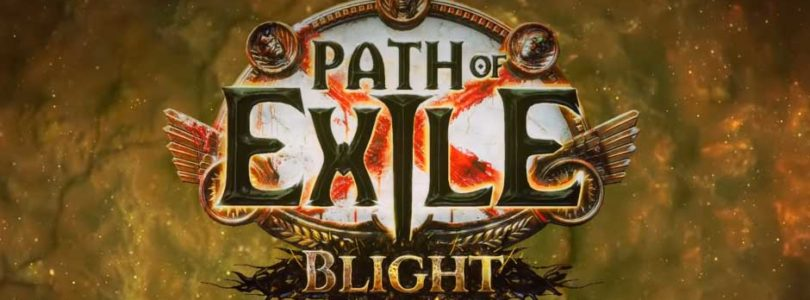 ¡Path of Exile Blight ya está disponible!