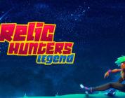 La alpha de Relic Hunters Legend se actualiza y ya son 4 los personajes completos