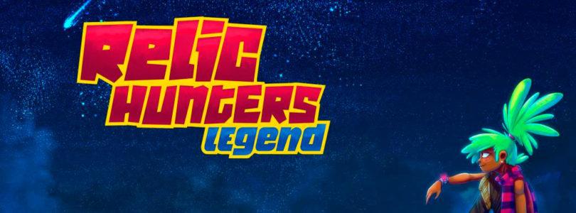 Los jugadores que apoyen Relic Hunters Legend ya pueden probar su fase alpha