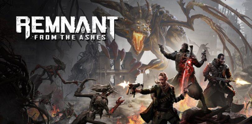 Remnant: From the Ashes presenta 2 actualizaciones gratuitas para el mes de septiembre